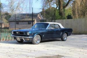 1966 Ford Mustang Convertible 4.7 V8 Photo