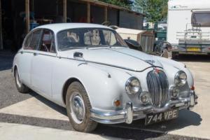 1961 Jaguar Mk. II Saloon (3.4 litre) Photo