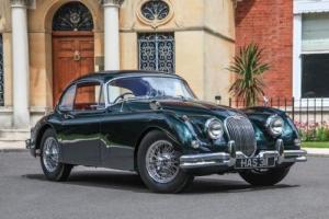 1958 Jaguar XK150 Fixedhead Coupé