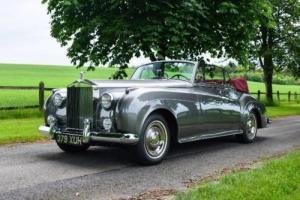 1959 Rolls-Royce Silver Cloud I Drophead Coupé Photo