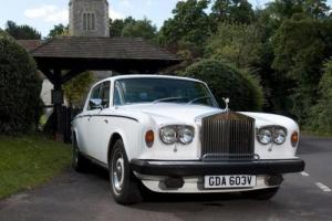 1979 Rolls-Royce Silver Shadow II Anniversary Photo