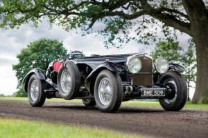 1934 Bentley 3½ litre Roadster 'The Ian Pitney Special'