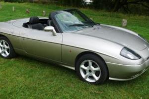 1998 Fiat Barchetta