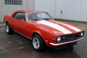 1968 Chevrolet Camaro Maching 327V8 Auto P Steering D Brakes Great Condition