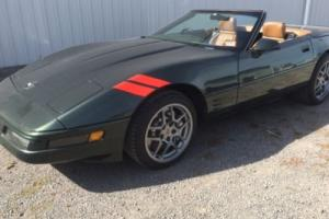 Corvette Convertible 1991