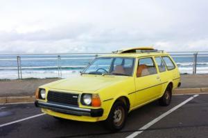 Rare 1978 Mazda Coupe Station Wagon Manual Rear Wheel Drive Suit Corolla Datsun in NSW