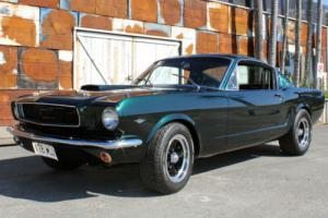 1966 Fastback Mustang Restoration Completed 07 2016 in QLD