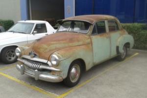 FJ Holden Patina Unfinished
