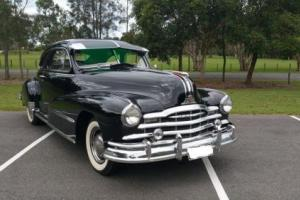1948 Pontiac Other Coupe NOT Chevy Holden Ford Fastback Original HOT ROD