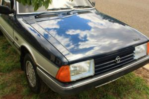 1986 Talbot Solara Rapier 1 6 Litre 5 SPD French Design RHD Ever Seen Another in NSW Photo