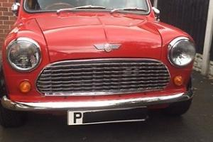 classic mini 1996 spi only 6k from new Photo