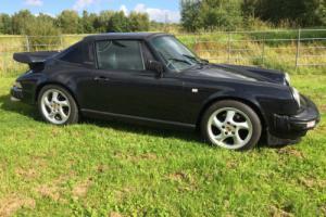 PORSCHE 911 TARGA BLACK 1978 3.0 SC BARGAIN CLASSIC PORSCHE 911 READY TO FOR SUN