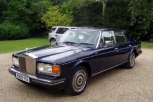 Rolls-Royce Silver Spur 6.8efi auto 1987/e px swop etc