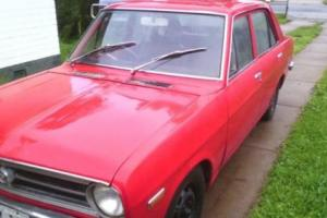 Datsun 1200 Sedan NOT Coupe 1600 180B SSS CAR IS IN S A NOT TAS in SA Photo