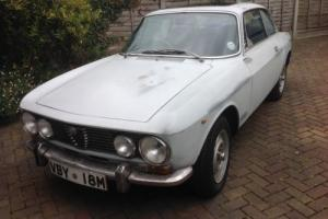 classic car ALFA ROMEO 2000 GT VELOCE RHD 55661mi 2 OWNER BARN FIND STORED 26yrs
