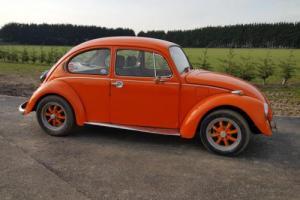 VW Beetle 1600 CONVERSION 1974Part Restored extensive mechanical rebuild
