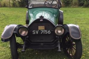 Overland classic car