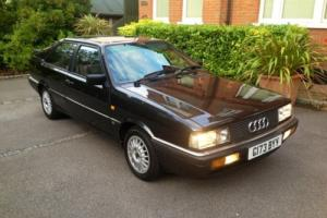 Audi GT Coupe 2.0 Non Quattro 1985 Photo