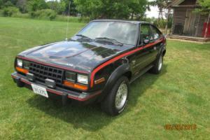 1983 AMC Eagle SX/4