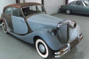 1949 Jaguar MARK FIVE SALOON SEDAN