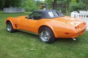 Chevrolet: Corvette Roadster Photo