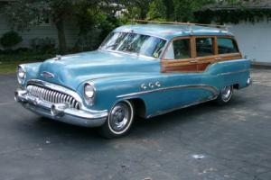 1953 Buick Other Wagon