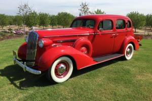 1936 Buick Century Series 60, Resto Mod