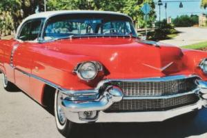 1956 Cadillac DeVille One of the finest 56 Cadi just 30ks laser straight