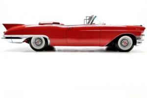 1957 Cadillac Eldorado Biarritz Frame Off Resto