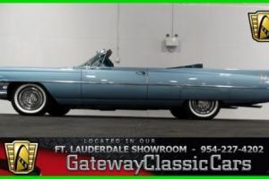 1963 Cadillac Series 62 Photo
