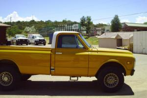 1971 Chevrolet Other Pickups Long Bed