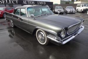 1961 Chrysler Newport 4 Door Sedan