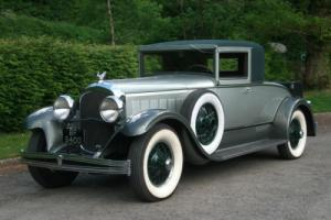 1928 Chrysler LeBaron Imperial L80 Le Baron Club Coupe