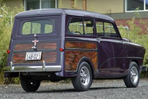 1950 Other Makes : Crosley : Tin Woody Photo
