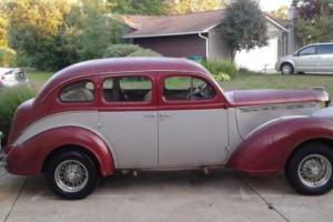 1939 DeSoto humpback sedan touring