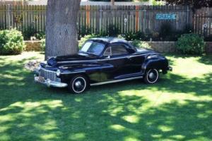 1948 Dodge 1948 Business Coupe D24