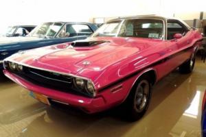 1970 Dodge Challenger R/T SE 440-6bbl