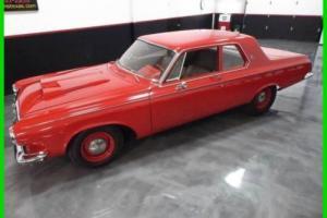 1963 Dodge 330 SLEEPER