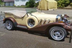 1978 Other Makes Excalibur Series III Phaeton Series III Phaeton