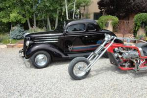 1936 Ford Coupe Street Rod Photo