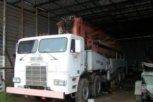 1985 Freightliner FLBT6364 Asphalt & Concrete Trucks