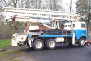 1974 Freightliner WFT6364T Asphalt & Concrete Trucks