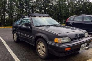 1986 Honda CRX