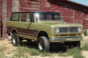 1972 International Harvester Other Travelall 1010