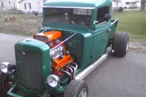 1935 International Harvester truck