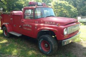 1967 International Harvester 1300 Photo