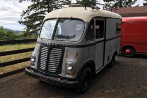 "1953 International Harvester LM-120 Metro Stepvan 102"" Shorty"
