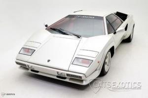 1983 Lamborghini Countach LP5000S Photo