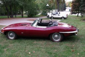 1971 Jaguar E-Type Photo