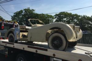 1956 Jaguar 140 Drop Head Coupe
